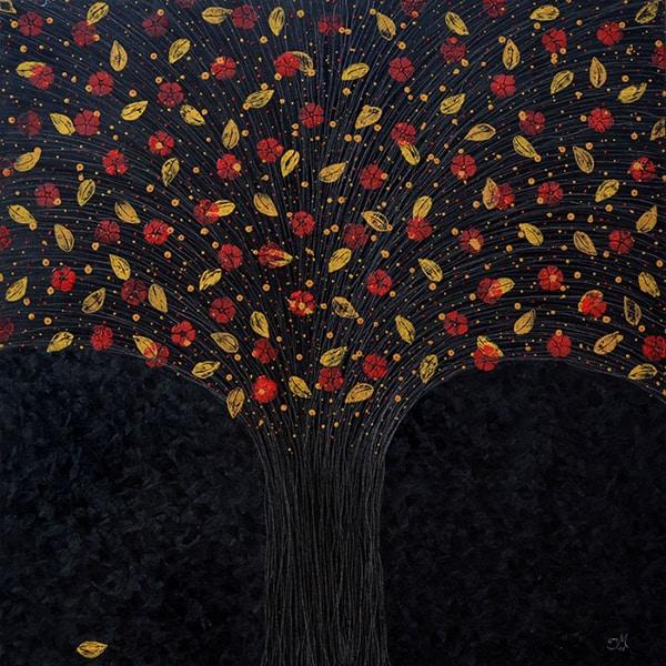 (#36) Arbol Negro